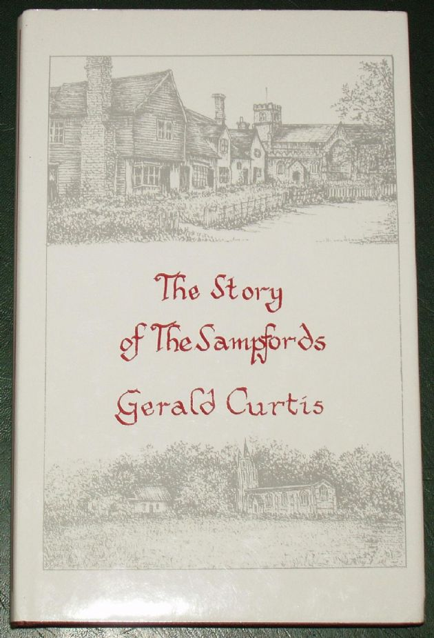 The Story of the Sampfords, by Gerald Curtis